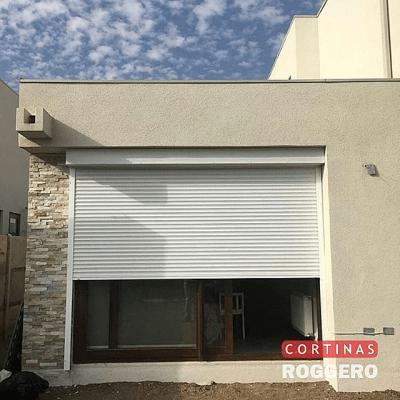 Persianas de Aluminio con cajon Exterior